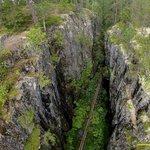 Orinoro Gorge