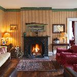 The Delphi Lodge Drawing Room - understated elegance