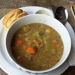 Wales soup