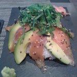 Chirashis saumon