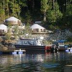 Docks and Yurts