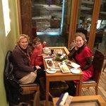 Abendessen mit Freundin & Kind ganz entspannt