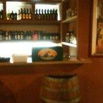beer shop all'interno del locale