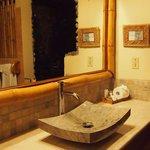 Impressive bathroom