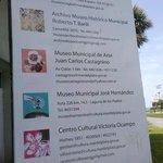 Museo cartel