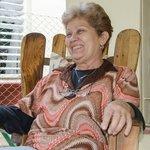 Manuela, die Hausherrin von El Coral