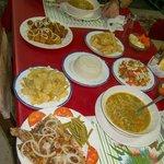 Essen von Manuela, Villa El Coral