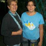 Manuela und Tochter Danay, Villa El Coral