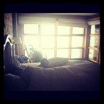 Sundance cabin room