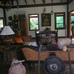 Inside Bang Chang villa