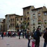 San Gimignano centro