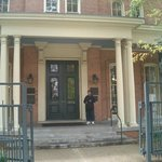 Entrance to Hull House