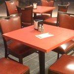 "Make reservation for dinner"" we do custom food as per your needs, fresh."