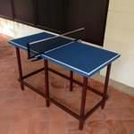 "Mini ""ping pong"" table tennis"