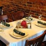 The Downtown Bed & Breakfast offers fine dining in its own White Front Cafe.