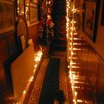 Festive decorations (internal)