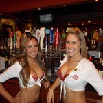You'll always have a great time at the Tilted Kilt I-Drive!