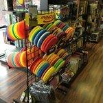 disc golf supplies in Wilmington, NC