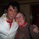 Elvis in Las Vegas