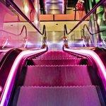 Escaleras espacios comunes