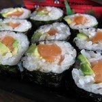 Salmon Skinny & Avacado Roll