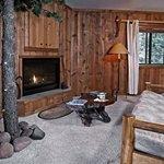 Cascade Suite sitting area