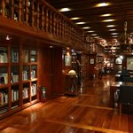 The Library of the Museum