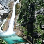 Awesome hike to nearby spectacular waterfalls. Don't miss.