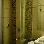 Salle de bains de la chambre