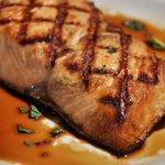 Charbroiled Salmon