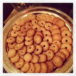Welcome Cookies - sweet touch!