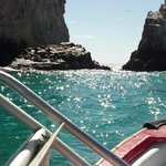 Boat Ride to Lovers Beach
