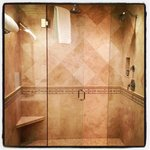 Brand New Renovated bathroom with Spa Shower Heads