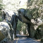 Arch Rock Entry to Yosemite