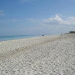 La playa ... sigh.
