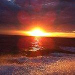 Thatch Caye Sunset