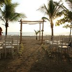The perfect wedding spot