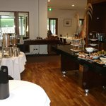 Bella Restaurant breakfast buffet