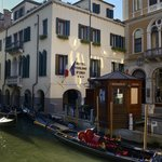 Das Hotel der Kanal
