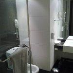 Room 906 shower