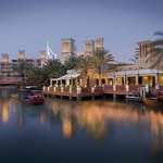 Madinat Jumeirah Pai Thai Terrace and Waterway