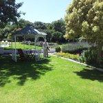 garden tranquil