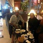 hilton cafe mekkah zulailiyah