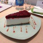Tarta Queso, impresionante
