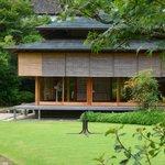 掛川城二の丸茶室