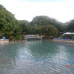 Oasis swimming pool