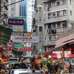 Mong Kok district