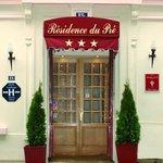 Résidence du Pré - Entrance