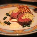 West Restaurant Gourmet Dining 2 AA Rosettes