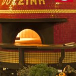 Pizza taken to the gourmet stratosphere